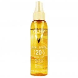 Vichy Ideal Soleil SPF20 huile solaire 125ml
