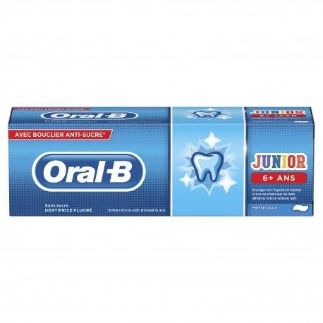 Oral B Dentifrice Junior 6+ 75ml