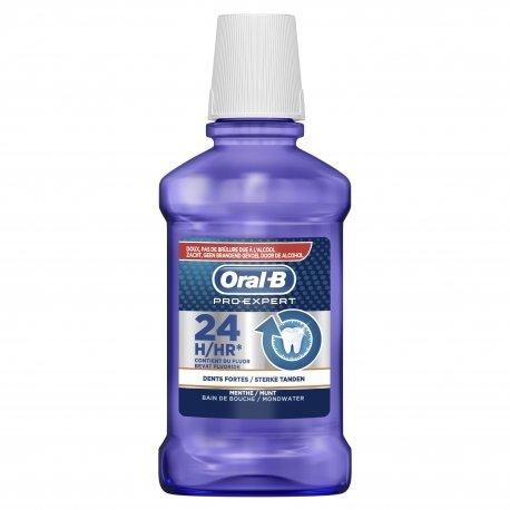 Oral B Pro Expert Dents Forte Bain Bouche 250ml