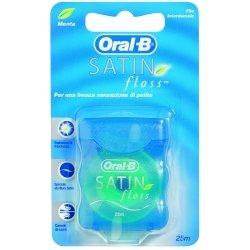 Oral-b fil dentaire Satintape 25m