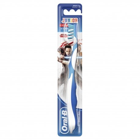 Oral-B Brosse à Dents Junior Star Wars 6-12 ans