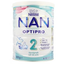 Nan Optipro 2 Lait de suite 800g