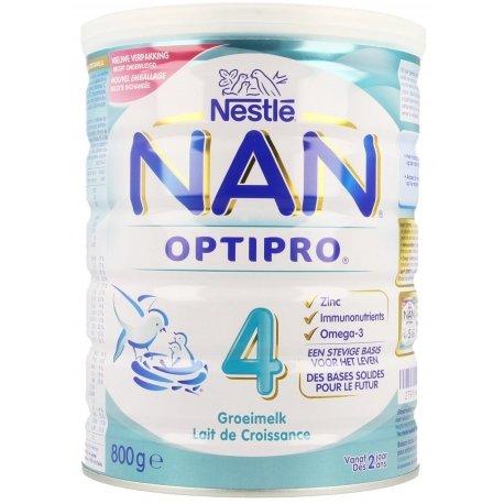 NAN Optipro 4 Lait de Croissance 800g
