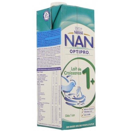 Nan Optipro 1+ lait croissance tetra 1l
