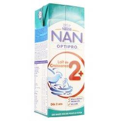 NAN Optipro 2+ Lait de Croissance 1L