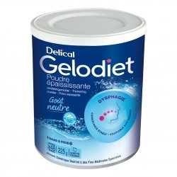 Gelodiet Poudre Epaississante 225g