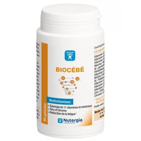 Nutergia Biocebe 90 gélules