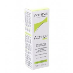 Noreva Actipur Stop Bouton Action Cible Roll On 10ml