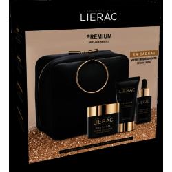Lierac Premium Anti-âge Absolu - Coffret Crème Voluptueuse 50ml + Masque 75ml + Serum Booster Gratuit