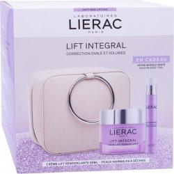 Lierac Coffret Hydragenist Crème Lift Remodelante 50ml + Soin Regard 15ml