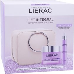 Lierac Coffret Lift Integral Crème Riche Lift Remodelante 50ml + Soin Regard 15ml