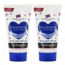 Neutrogena Pack Crème Mains Parfumée +50% GRATUIT 2x75ml