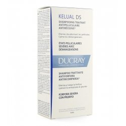 Ducray Kelual DS Shampooing Antipelliculaire Anti-récidive 100ml