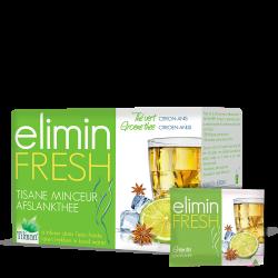 Tilman Elimin fresh Tisane Minceur citron-anis infusions 24 sachets