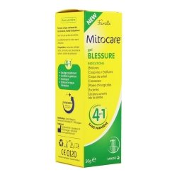 Mitocare gel blessure 75ml