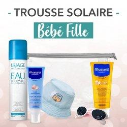 """Trousse SOLAIRE BEBE FILLE """"Les Indispensables"""""""