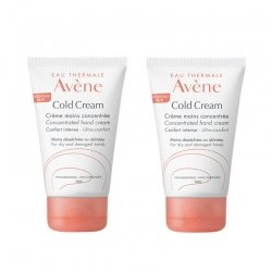 Avene Cold cream crème mains 50ml / 1+1