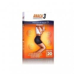 Anaca 3 Cosmétotextile Shorty Minceur Nuit L/XL