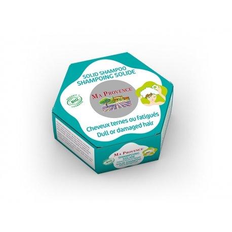 Ma Provence Shampoing Solide Cheveux Ternes et Fatigués 85gr