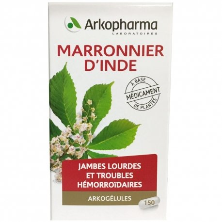 Arkogélules Marronnier 150 capsules