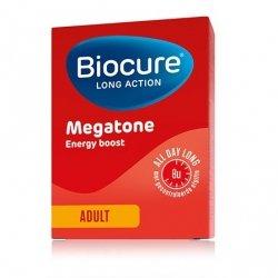 Biocure Long Action Megatone Energy Boost Adulte 60 comprimés