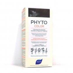 Phyto Color Coloration Permanente 1 Noir