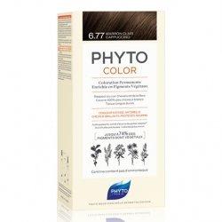 Phyto Color Coloration Permanente 6.7 Blond Foncé Marron