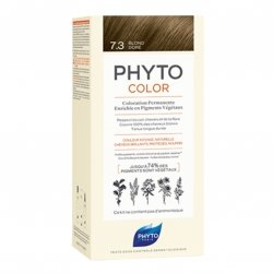 Phyto Color Coloration Permanente 7 Blond