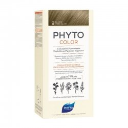 Phyto Color Coloration Permanente 9 Blond Très Clair