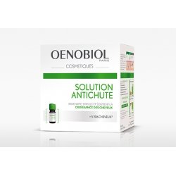 Oenobiol Capilaire Solution Antichute 12 flacons