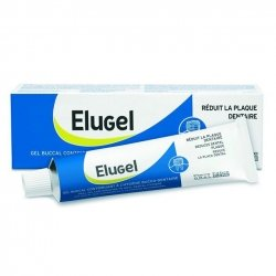 Elugel gel buccal tube 40ml