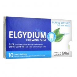Elgydium Chewing-Gum 10 Gommes