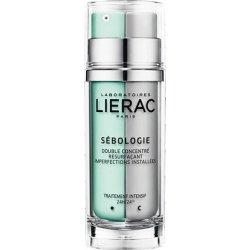 Lierac Sebologie Double Concentre Resurfacant 2x15ml