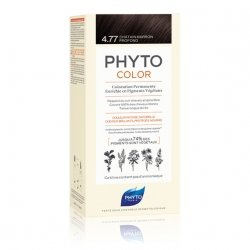 Phyto Color Coloration Permanente 4 Châtain
