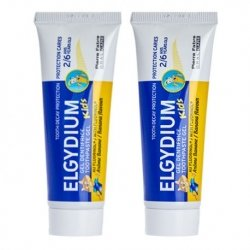 Elgydium Kids Dentifrice Fruits Rouges 2-6 Ans 50 ml