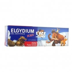 Elgydium Junior Gel Dentifrice Protection Caries Menthe Douce 7/12 ans 50ml