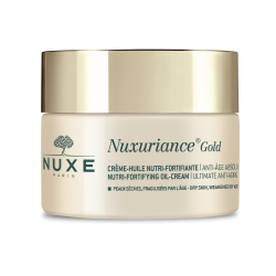 Nuxe Nuxuriance Gold Crème Huile Anti-âge Nutri-Fortifiant Pot 50ml