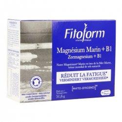 Fitoform Magnésium Marin + B1 60 comprimés