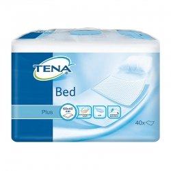 Tena bed plus 40cm x 60cm 30 pièces