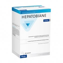 Pileje Hepatobiane 20 sachets
