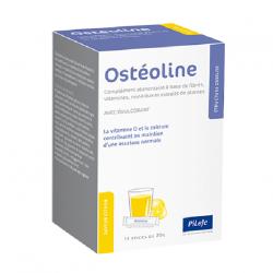 Pileje Osteoline Citron 14 sticks