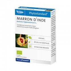 Phytostandard Marron d'Inde 20 gélules