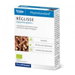 Phytostandard Réglisse 20 gélules