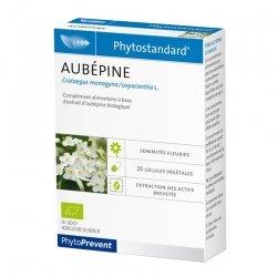 Phytostandard Aubépine 20 gélules