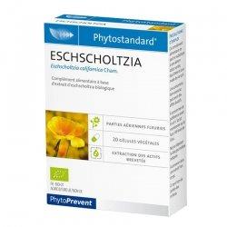 Phytostandard Eschscholtzia 20 gélules