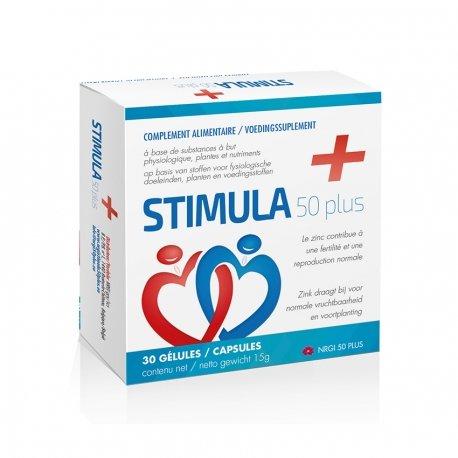 Stimula 50 Plus 30 gélules / capsules