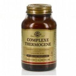 Solgar Complexe Thermogène Minceur x60 Gélules Végétales