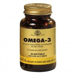Solgar Omega 3 30 gélules