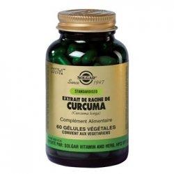 Curcuma 60 gélules végétales