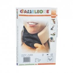 Cameleone couvre-minerve noir medium 5016